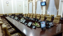 Conference room of the Presidential Administration and the Government of the Republic of Buryatia (Ulan-Ude)